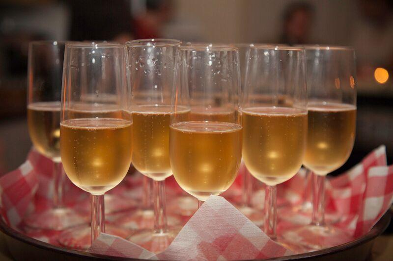 champagne 160